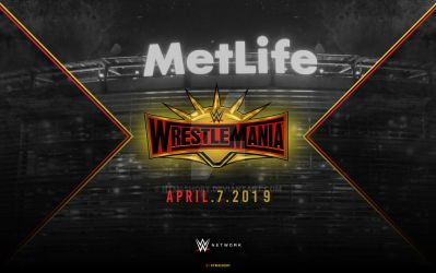 WrestleMania 35 !!! by htm4short