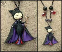 Maleficient Disney Villains Designer Collection by Nakihra