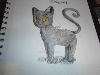 Death The Kiddy Cat by TheCoolKnight