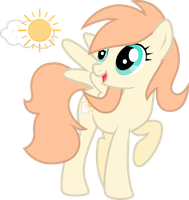 Request: Sunny Sky OC by NortherntheStar