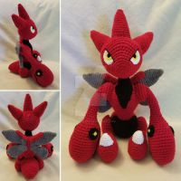 More Scizor by TallGrassArt