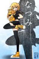 Natsumi by mell0w-m1nded