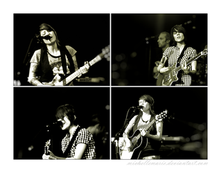 Tegan and Sara by MichelleMarie