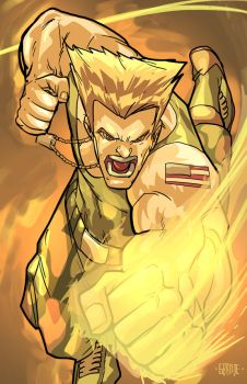 Guile by johnnymorbius