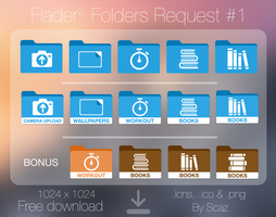 Flader : folders request #1 by scafer31000