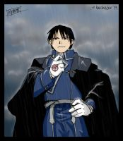 Roy Mustang Collaboration by bechedor79