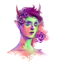 pastel kanaya by Katish-chan