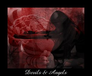 Devils and Angels by OneFinalGravenKiss