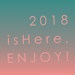 2018 is here by LaNarizDeAnais