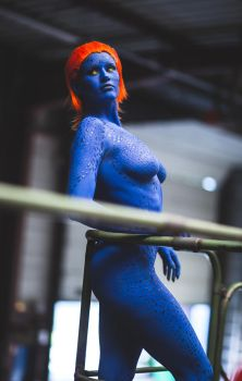 Mystique by LexiStrife