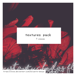 Textures Pack #39 by Alicante-Design