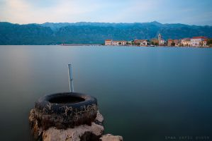 In the city of Vinjerac by ivancoric