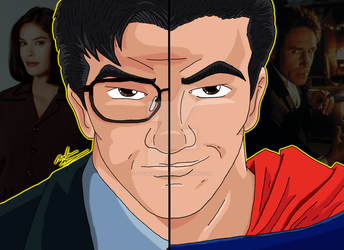 Lois and Clark - Superman Duality by OptimumBuster