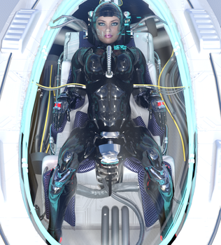 Liv Stealth Penetration Pod by 666markofthebeast666