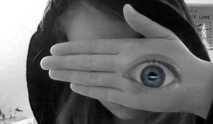 Eye of hand by GRIFOUfr