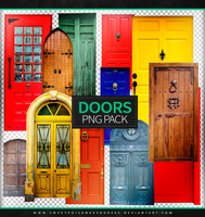 Doors | Png Pack by sweetpoisonresources