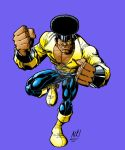 Luke Cage -Color