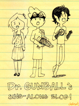Dr. Gumball by dettsu