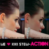 We heart Kiki Stew-Action by BellaTexeira