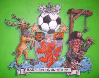 Hartlepool United Football Club by Nero-Boss
