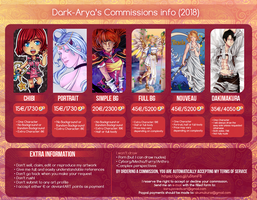 Commissions Info -2018- OPEN!! by Dark-Arya