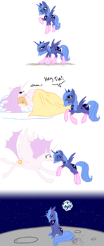 mlp:fim What Really Happened by emeralddarkness