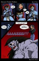 Demona's Voodoo Problems by DTaina