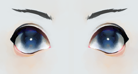 Eyes by meccchi