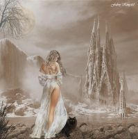 LUIS ROYO-BARCELLONA GOTHIC FANTASY by FABRYKING61