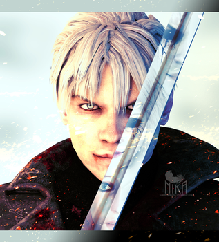 Vergil's Downfall by Verahnika