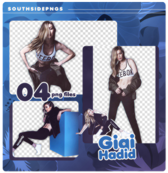 Png Pack 3712 - Gigi Hadid by southsidepngs