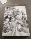 Kingdom Hearts Graphite Tribute by watermeloons