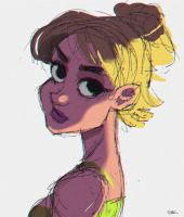 Tinkerbell by DaveJorel