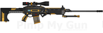 T.I. TMR-339 'Leo' Tactical Marksman Rifle by Lord-DracoDraconis