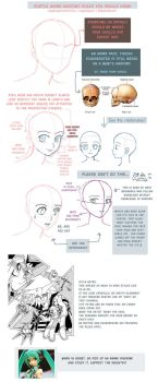 Anime Face Subtlety tutorial by mayshing