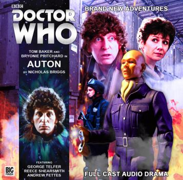 Auton | Big Finish Cover by Cotterill23