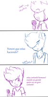 Hoya Y Darel .:minicomic:. by NanaMariana22