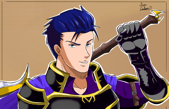 Hector (Great Lord) by ian9000