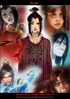 collage Azula by target21target