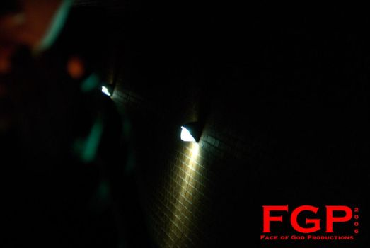Abstract Flood Light by OraclePhoenix