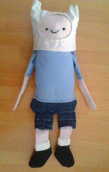 Handmade Doll of Finn by Asten-94