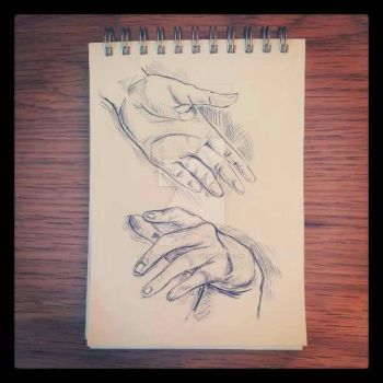 Hands by messedupmaids