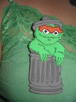 Grouch by damianagalangal