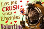 Mass Effect Valentine - Krogan Crush by efleck