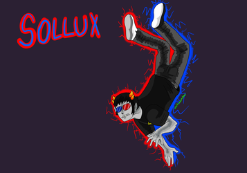 Sollux Wallpaper by atralues