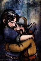 Hug for Bofur by Annie-Stuart