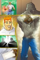 Frost Fire page 17 color by johnercek
