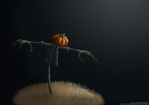 Concept art: Scarecrow by Shadowphoenix21