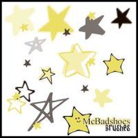 Stars by mcbadshoes