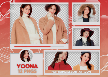 [PNG PACK #613] Yoona - SNSD (H:Connect) by fairyixing